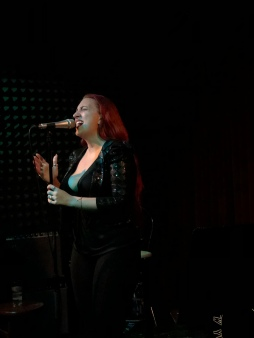 Kaci Machacyk in She Sings Both Ways